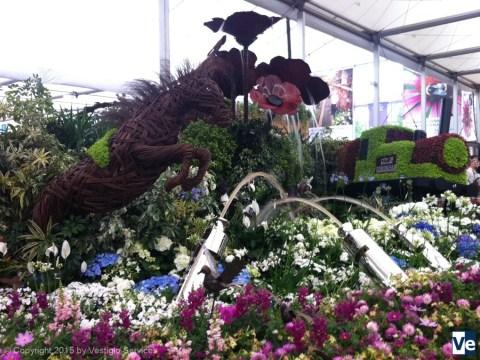 Выставка цветов Челси: RHS Chelsea Flower Show 2014