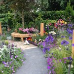 Хэмптон-Корт: RHS Hampton Court Palace Flower Show 2014