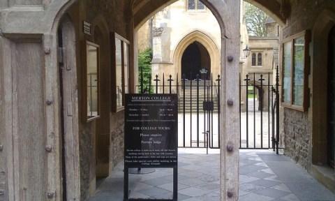 Собеседование в британском университете