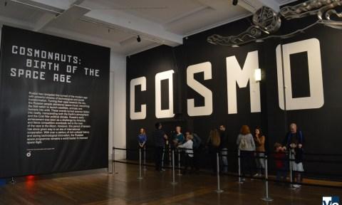 Космонавты: Рождение космической эры