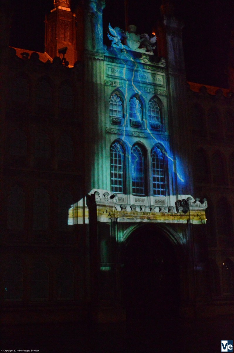 City of London Shakespeare Son et Lumière