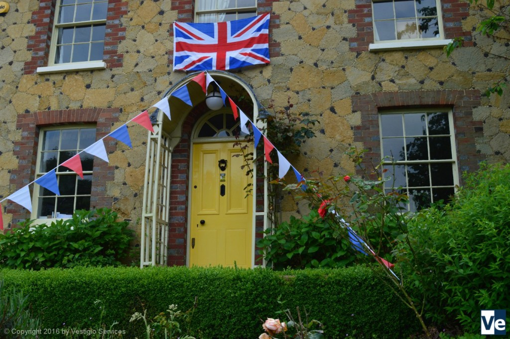 Street Party: selebrating the Queen's 90th Birthday
