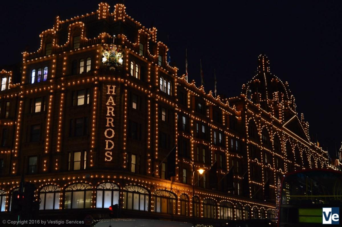 Лондон в рождественских огнях: Далекая, близкая Англия