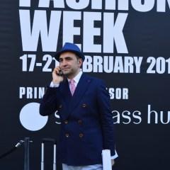 London fasion week 2017