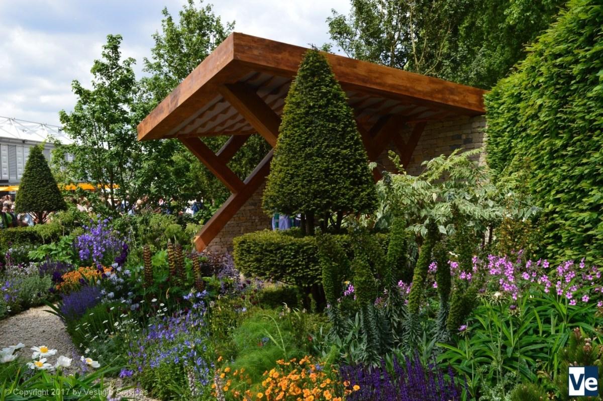 The Morgan Stanley Garden by Chris Beardshaw