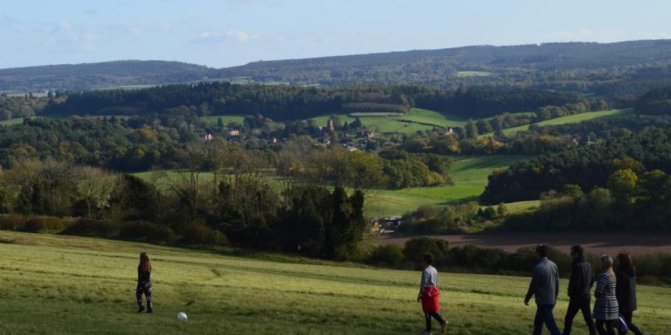 Школьные каникулы в Англии: Half term breaks and holidays