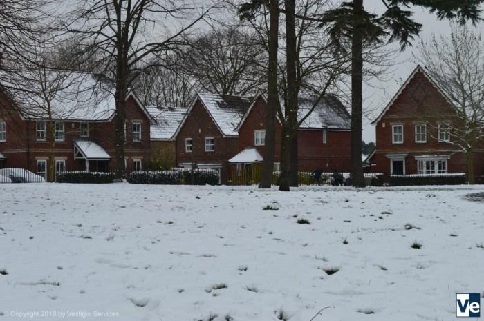 Снег в Англии: когда приходит the Beast from the East