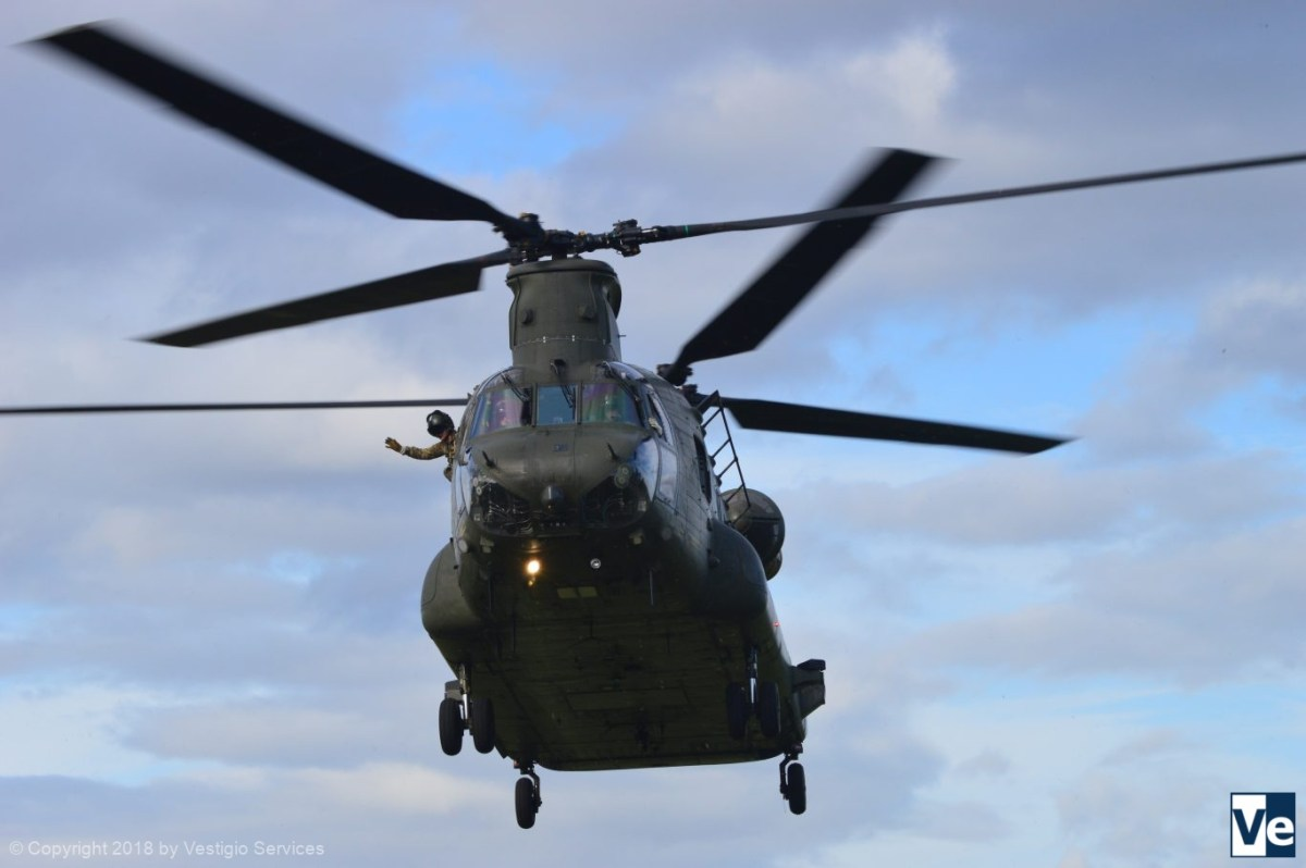 Боинг CH-47 Чинук