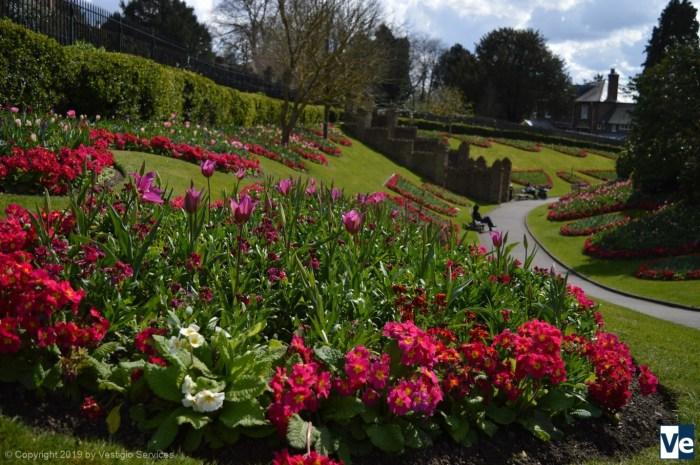 Британия в цвету: конкурс Britain in Bloom