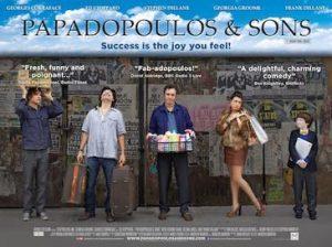 Британский фильм Пападополус и сыновья