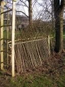 Apple fence