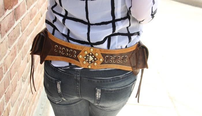 Oakley Western Leather Festival Waist Bag fanny Pac