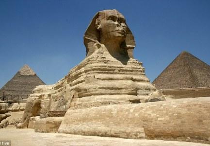 Das wahre Antlitz des Sphinx