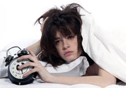 Schlafprobleme – viele leiden heute darunter