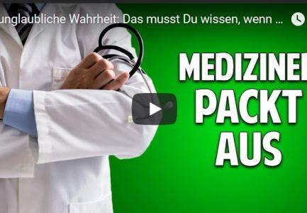 Die unglaubliche Wahrheit: Das musst Du wissen, wenn Du zum Arzt gehst – Ein Mediziner packt aus!