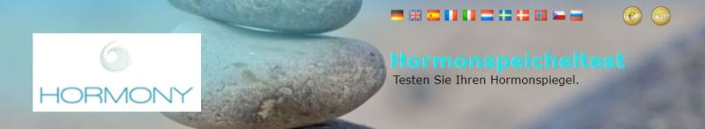 Der original Hormonspeicheltest von HORMONY schafft Klarheit!