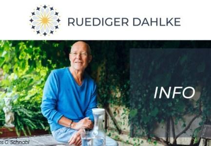 Ruediger Dahlke – Was nun und wohin jetzt?