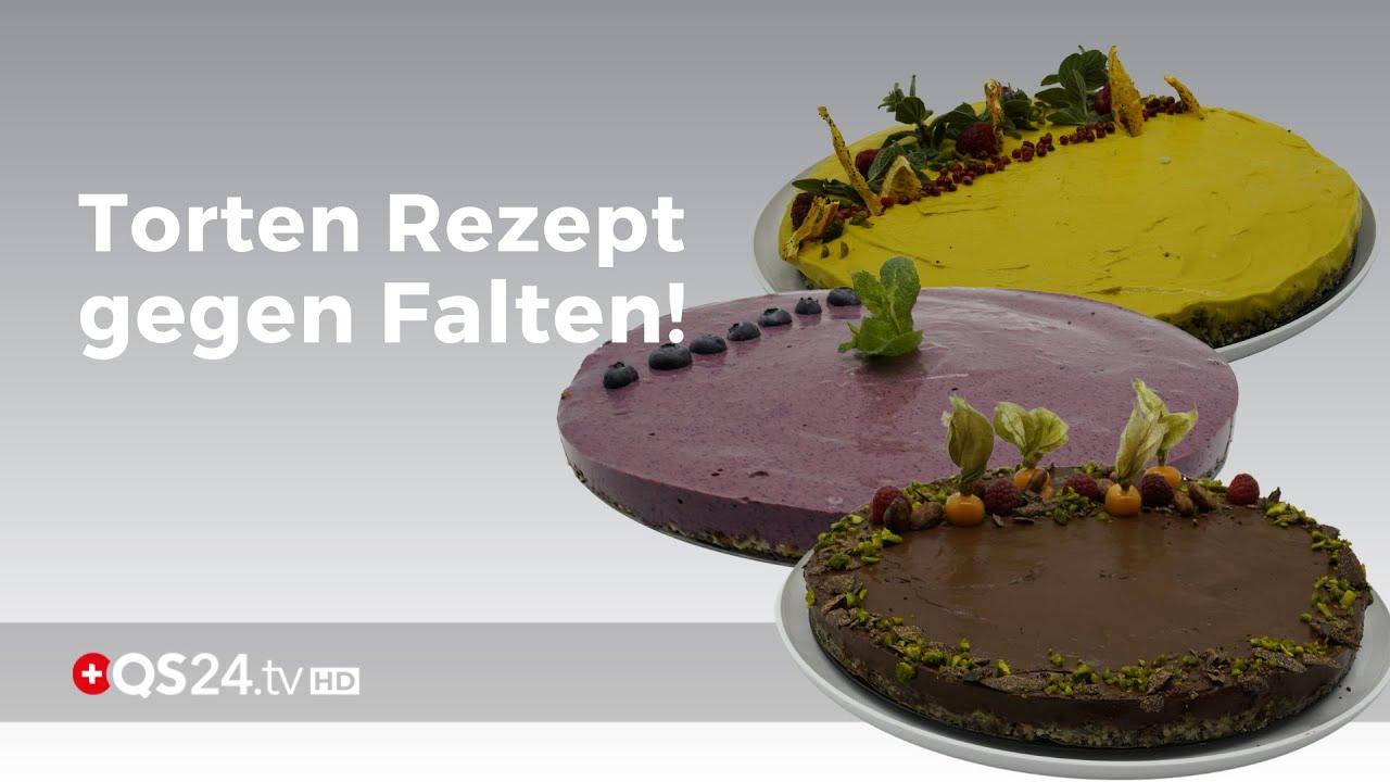 Torten Rezept: Diese Torte hilft gegen Falten! | Doctor's kitchen talk | QS24 Gesundheitsfernsehen