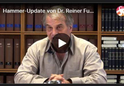 Hammer-Update von Dr. Reiner Fuellmich