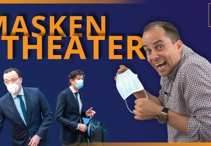 Gebrauch von Masken fragwürdig – und ein Infektionsrisiko