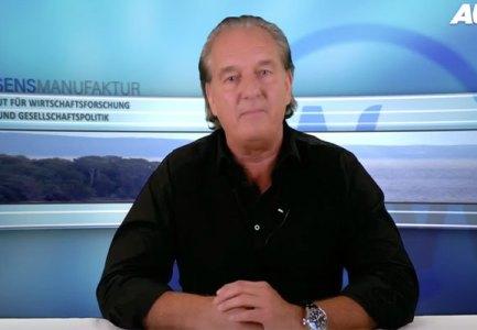 """Top-Ökonom Andreas Popp im AUF1-Interview: """"Das System ist am Kippen!"""""""
