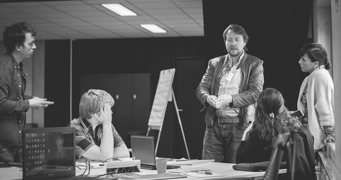 Advising startups in Maastricht, the Netherlands. (Image by Manor Lux)