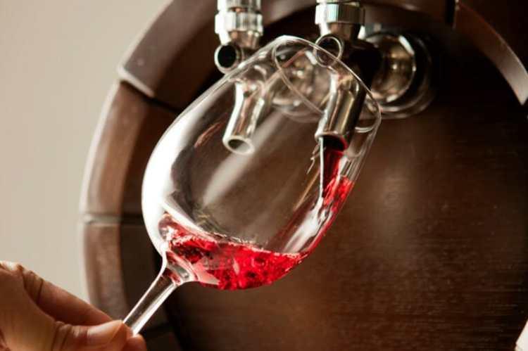 安全なオーガニックワイン