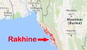 Rakhine-Myanmar-Burma