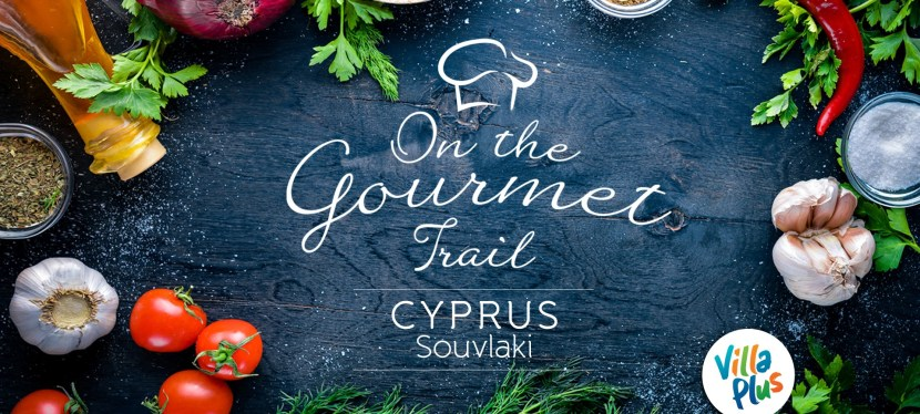 On the Gourmet Trail. Cyprus: Souvlaki