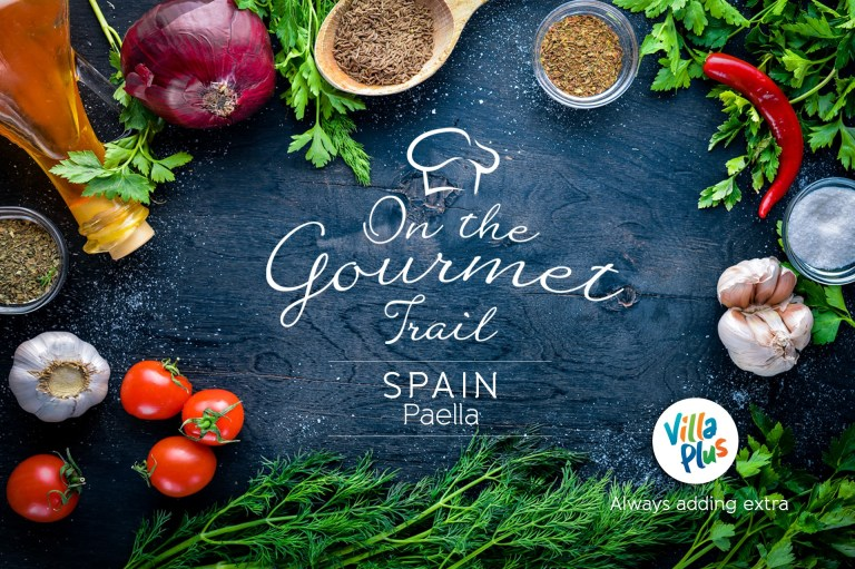 On the Gourmet Trail. Spain: Paella