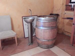 BathroomBarrel