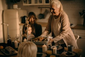 Controlling Thanksgiving Stress May Require More Wine