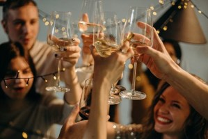 Finding Reasons to Be Thankful… and to Raise a Toast