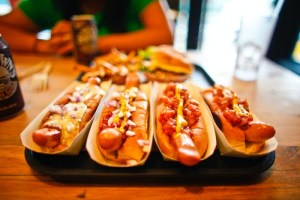 The Wines to Drink With Regional Hot Dog Favorites