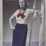 Lily Mills Vintage Patterns Free Vintage Pattern Knit Crochet Patterns