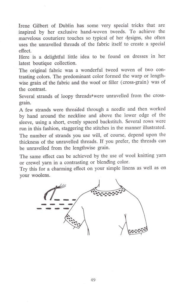 Hand Woven Tweeds