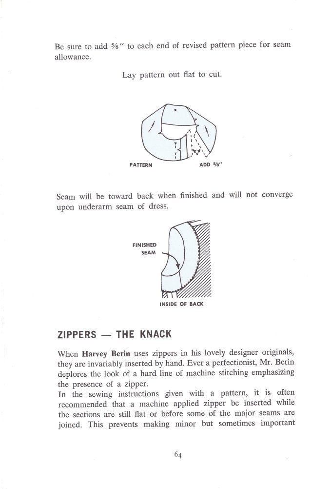 Zippers the Knack
