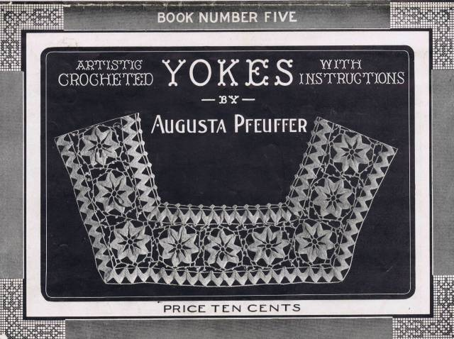 The 5th Day of Christmas Santa We Are Sharing Crocheted Yoke Patterns
