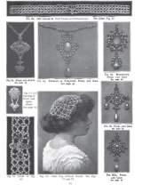 43 Priscilla Bead Work Book 1912