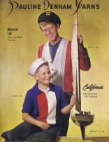pauline denham knitting patterns 1960s boys men