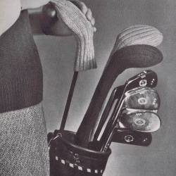 Golf Stick Pants | Socks Pattern