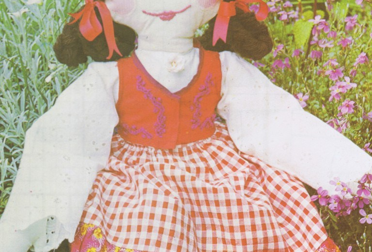 Free Vintage Doll and Toy Patterns to Make as Gifts