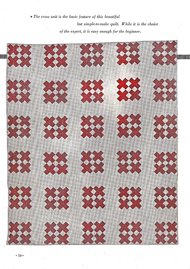 22 SC Quilts Red Cross 10