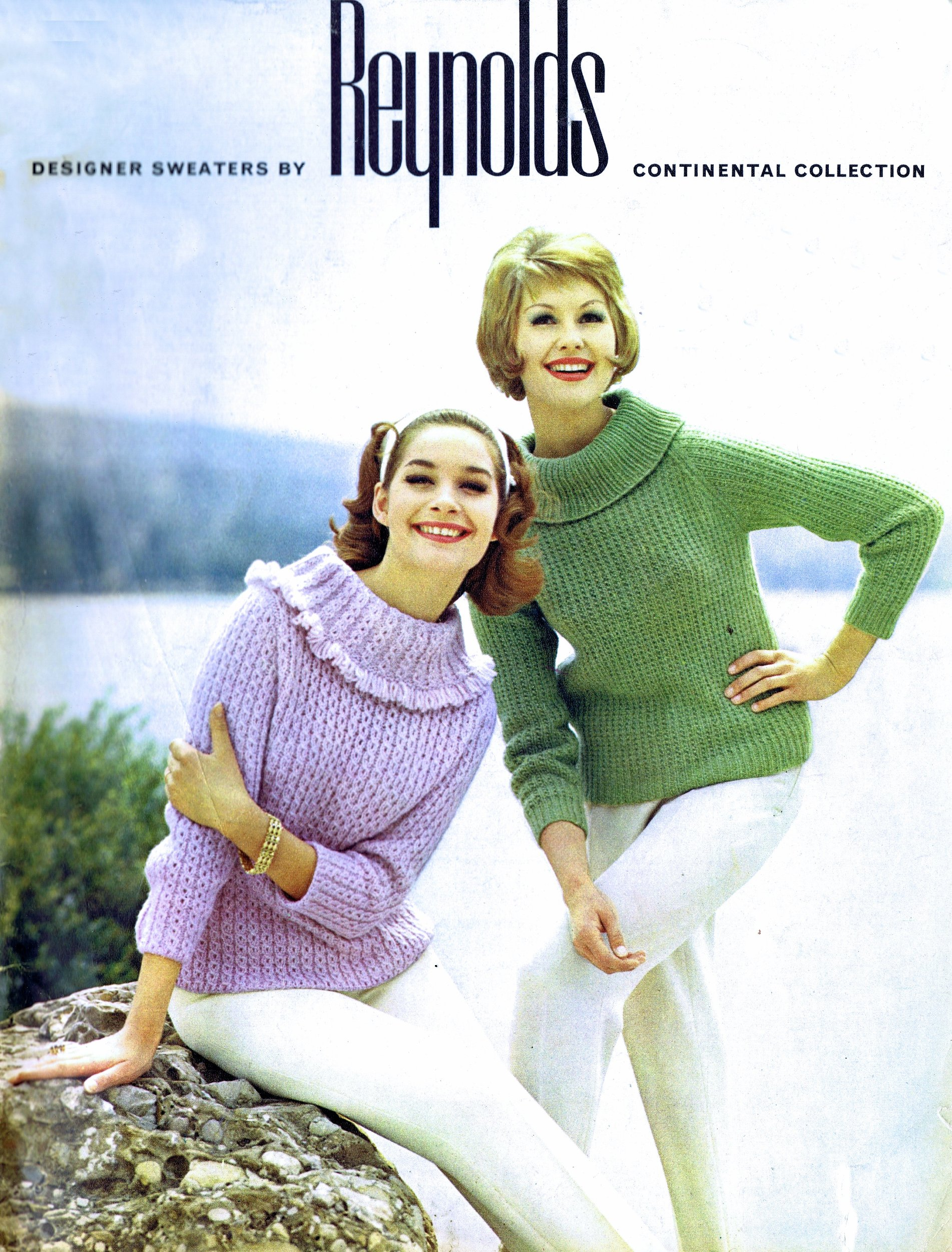 Free Vintage Sweater Patterns 1960s Chic