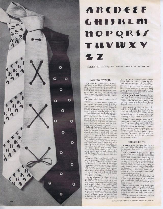 McCalls Needlework Spr Sum 1971 176