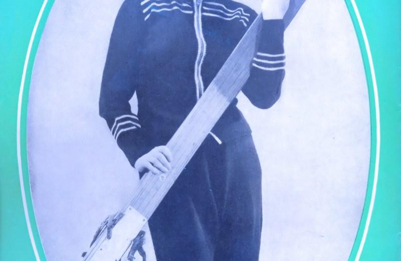 Free Vintage Ski Suit Pattern