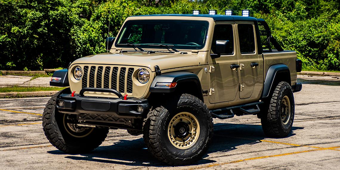 2020 jeep gladiator sport offroad