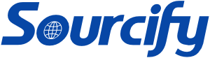 Sourcify logo blue