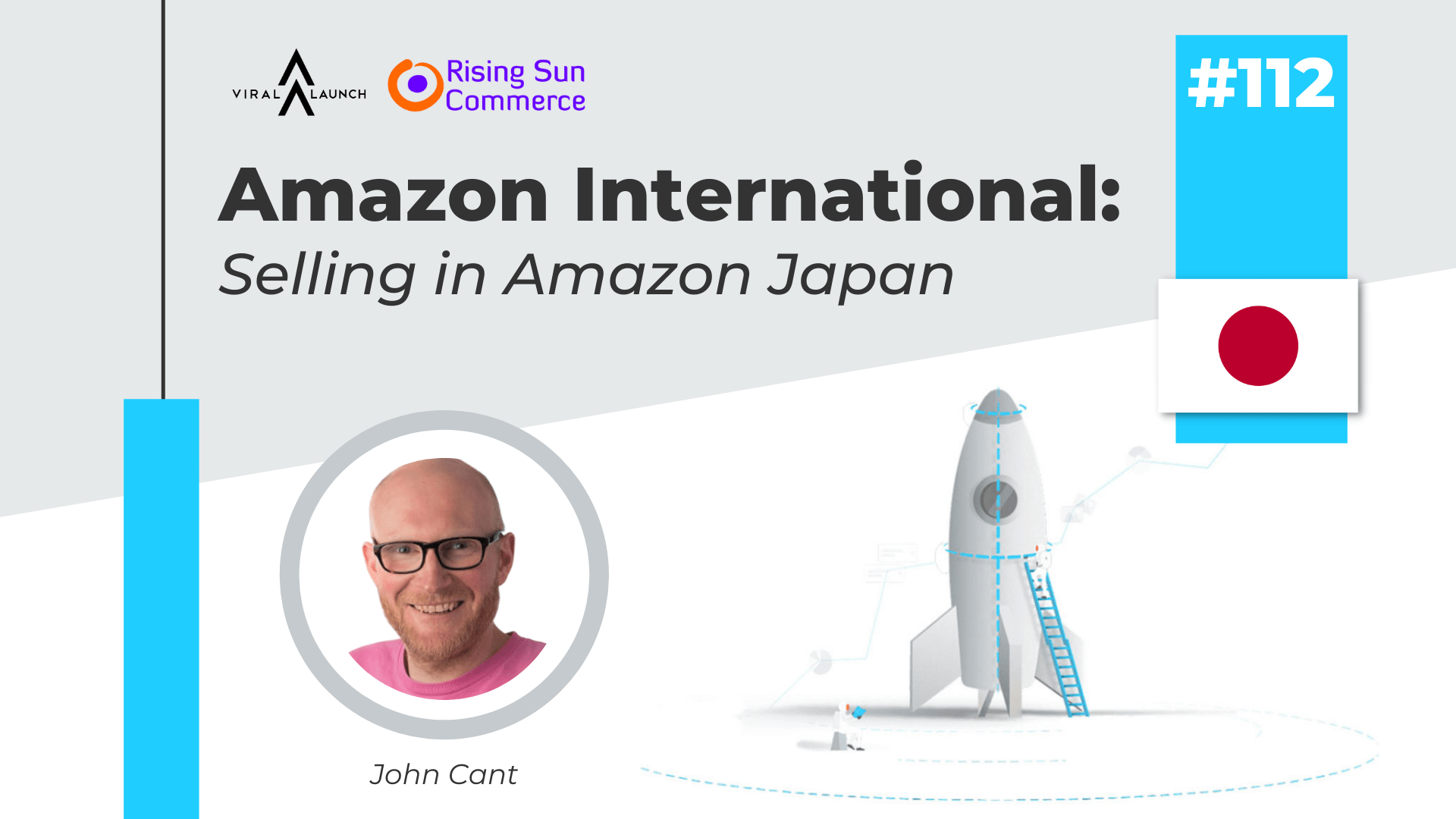 amazon international: selling in amazon japan with josh cant of rising sun commerce