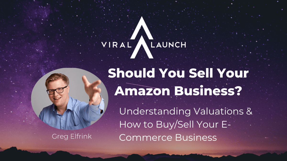 Follow the Data: How To Buy or Sell an Amazon Business with Greg Elfrink from Empire Flippers